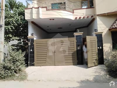 5 Marla 215 Square Feet Double Storey House Is Available For Sale
