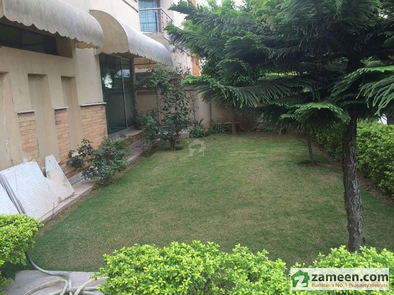 Exclusive - Park Facing 1 Kanal House At Executive Lodge - Bahria Town