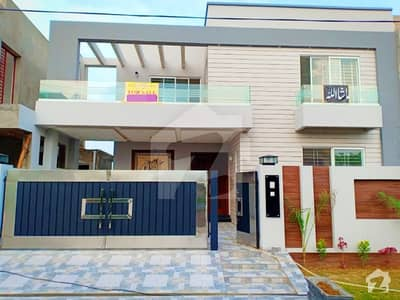 Syed Brothers Offers 10 Marla Brand New Beautiful Double Unit Stylish Bungalow For Sale