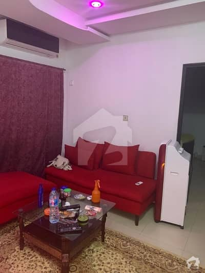 2 Bed Flat For Sale on 1st Floor in phase 7