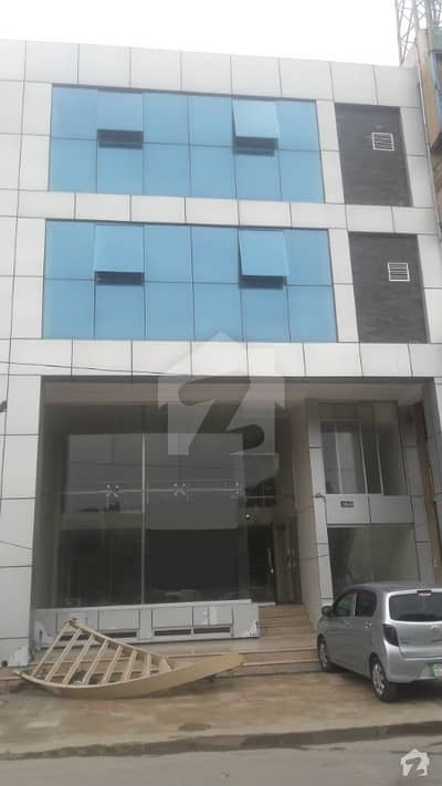 Best For Investment 8 Marla Commercial Building For Sale
