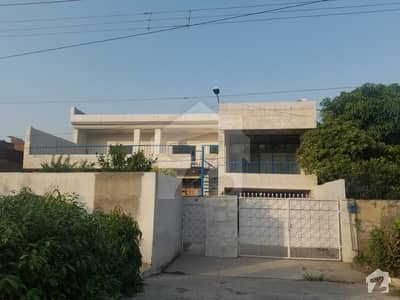 1 KANAL DOUBLE STORY HOUSE FOR SALE
