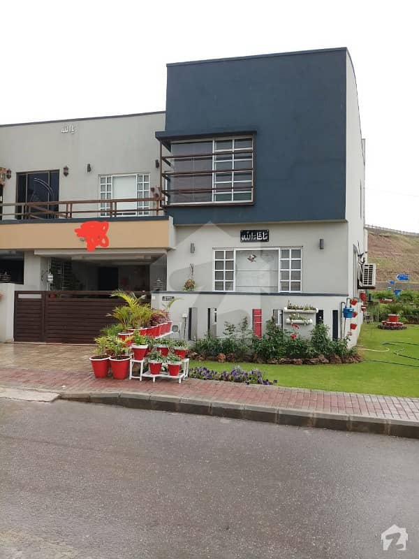 Corner House 6 Marla in Bahria Town Phase 8