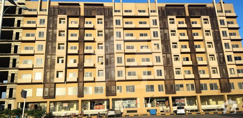 Brand New 1200 Square Feet Two Bed Flat Is Up For Sale In Bahria Town Phase 8 Rawalpindi
