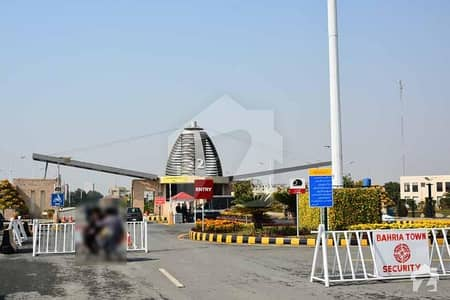 5 Marla Commercial Plot  For Sale In Bahria Orchard Near Orchard Head Office