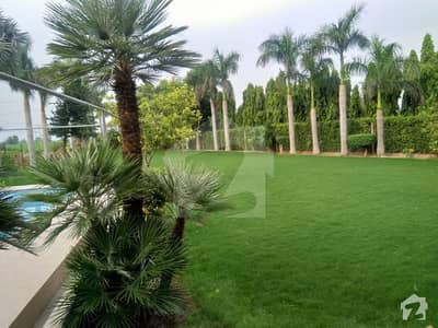 6 Kanal Form House for Sale at Lower canal road Jaranwala road