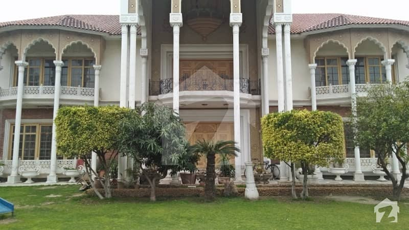 6 Kanal House For Sale In K Block Of Model Town Lahore