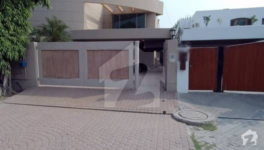 2 Kanal Corner Furnished House Facing Park For Sale