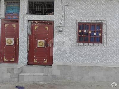 ضیاء کالونی کورنگی کراچی میں 4 کمروں کا 2 مرلہ مکان 40 لاکھ میں برائے فروخت۔