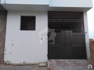4 Marla Double Story House For Sale At Good Location