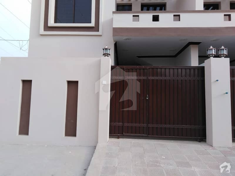 5 Marla Double Storey House For Sale In Chaudhary Town