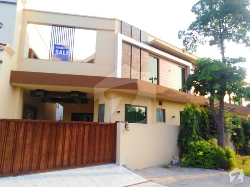 Brand New Luxury Beautiful 13 Marla Bungalow For Sale With Double Gate