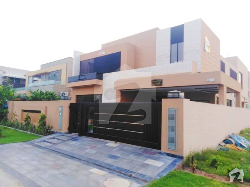 Syed Brothers Offers Brand New 1 Kanal Bungalow For Sale State Life Society Phase 1 Block A