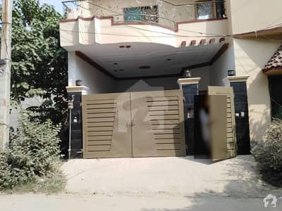 5 Marla 215 Square Feet Double Storey House For Sale