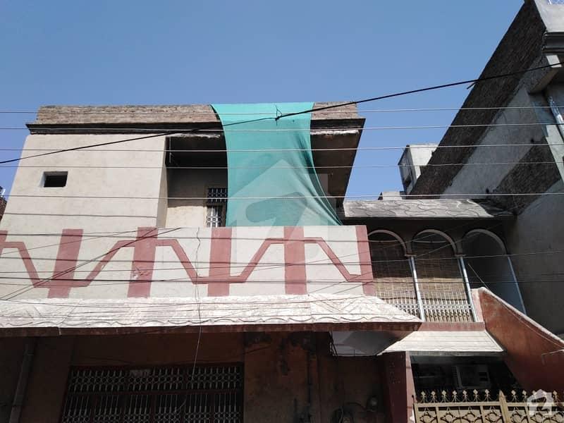 اقبال کالونی سرگودھا میں 6 مرلہ مکان 1.2 کروڑ میں برائے فروخت۔