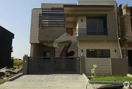 Brand New Double Unit House For Sale In Faisal Town F-18 Islamabad