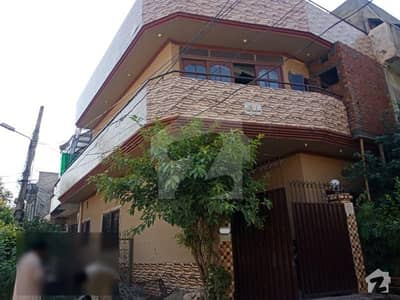 5 Marla Coener Upper Portion Is Available For Rent At Revenue Society BlockA At Prime Location