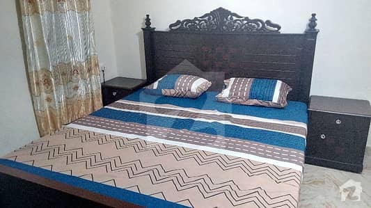Fully Independent Furnished Flat For Rent In Model Town