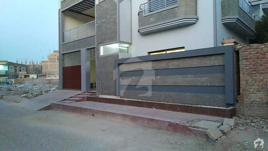 400 Yard Double Storey Bungalow For Sale In Citizan Colony
