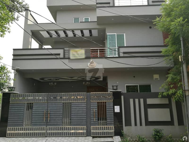 Facing Park Double Storey House Available For Sale