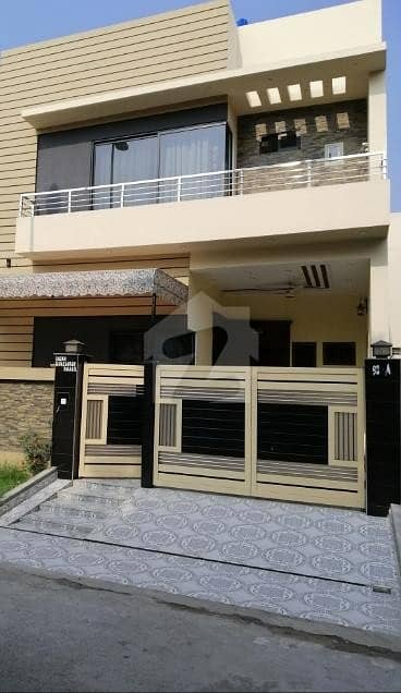 5 Marla Double Storey House With New Furnished