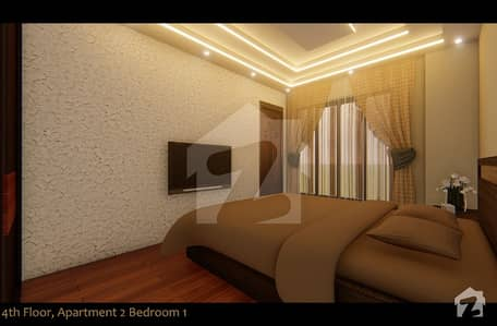 Luxury Apartment Available For Sale In Bahria Heights