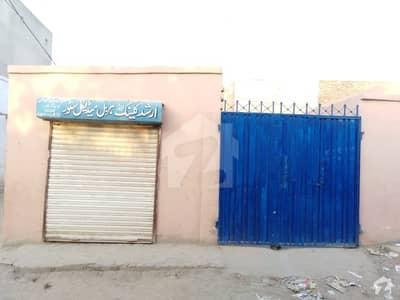 5 Marla Corner Single Storey House For Sale In Saeed Abbad Bahawalpur