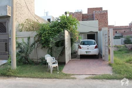 5 Five Marla House For Sale In Al Ghani Garden Phase II - Near to Manawan Gt Road Lahore