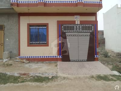 Double Storey Beautiful House For Sale At Canal View Okara