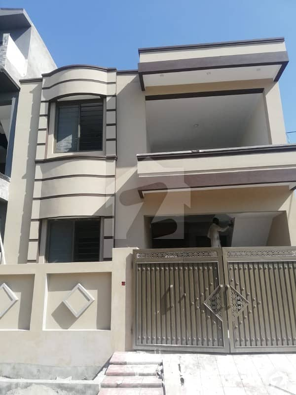 Newly Constructed 4.5 Marla One And Half Storey House For Sale in Airport Housing society Rawalpindi