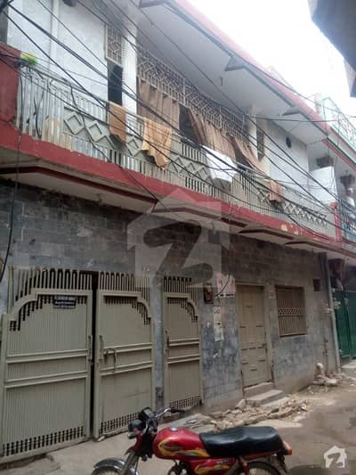 3 Marla Double Storey House For Sale in Bilal Town Khanna Pul Near Express high Way Islamabad