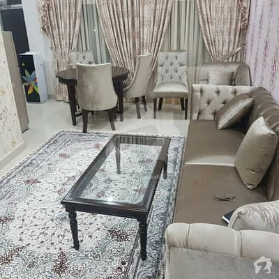 Luxury Furnished Apartment For Rent in Sector C, Bahria Town Lahore