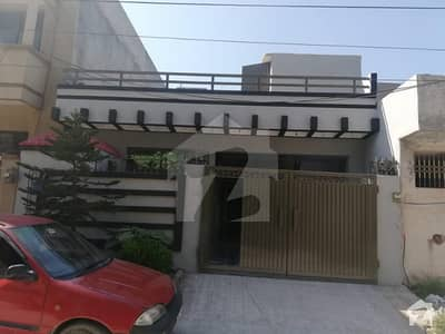 Newly Constructed 5 Marla Single Storey House For Sale In Airport Housing Society Rawalpindi