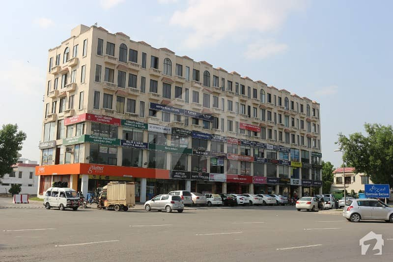 215 Sq Ft Shop For Sale In Bahria Town with Monthly Rental Income