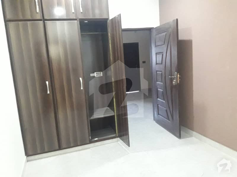 4 Marla tiles flooring double story house gated area