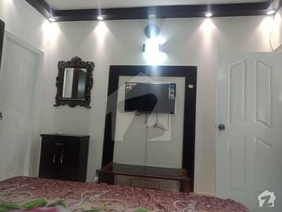 Furnished Studio Muslim Commercial Full Furnished Flat For Rent All Imported Fancy Fitting Fixture
