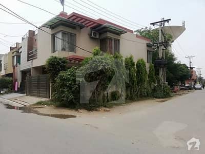 65 Marla Corner House At Good Price