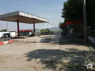Commercial Petrol Pump Is Available For Sale