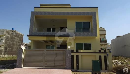 Brand New Double Unit House For Sale In D-17 Islamabad