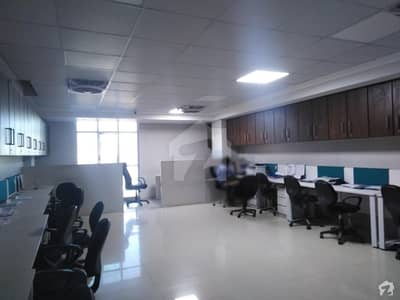 Corner Office Is Available For Rent