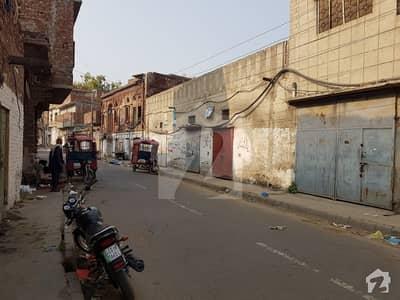 10 Marla Warehouse For Sale Near Govt High School And Haji Fareed Road, Kasur