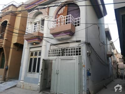 4 Marla Double Storey Corner House For Sale