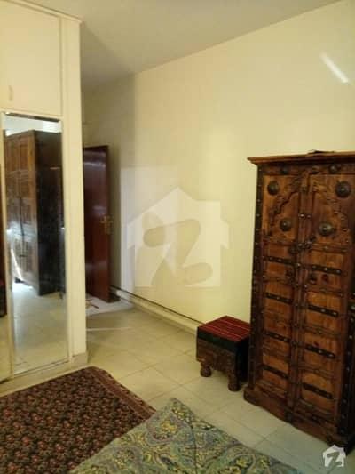F-11 Markaz Abudhabi Furnished Lower Ground Studio Apartment,750 Square Feet,tiled Flooring.