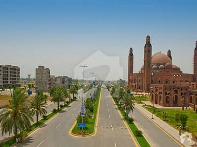 1 Kanal Residential Plot For Sale In Ghaznavi Block Bahria Town Lahore