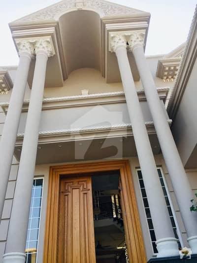 26 Marla Elegant Stylish Designer House At Bahria Town Phase 8
