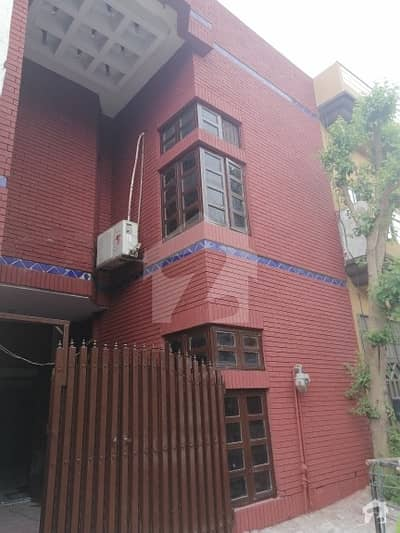 3. 5 Marla Triple Storey Luxury House Is Available For Sale