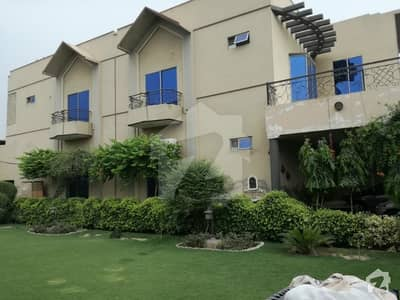 Double Storey High Roofed Villa For Sale.