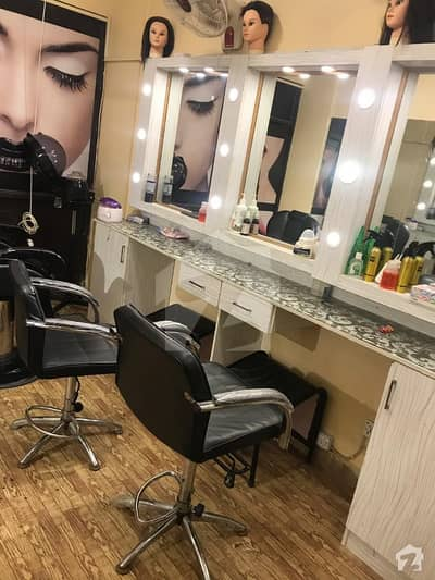 Both Side Open Shop Full Furnished Shop Is Available For Rent