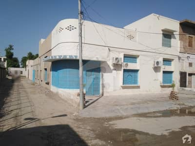 10. 75 Marla Single Storey House Available For Sale In Muhammadia Colony