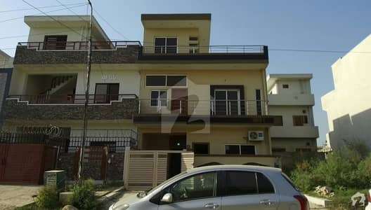 Main Road Triple Storey House For Sale In G-14/4 Islamabad